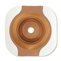 Hollister New Image™ CeraPlus™ Skin Barrier, Soft Convex, Pre-Sized, 7/8'' Stoma, 1-3/4'' Flange, 44mm Tape