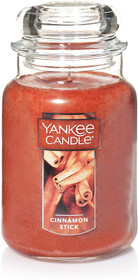 Yankee Candle Cinnamon Stick Large 22oz Glass