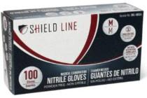 Shieldline Nitrile Gloves Large