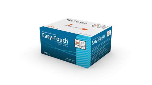 Easy Touch 1/2cc 30g Syringe 5