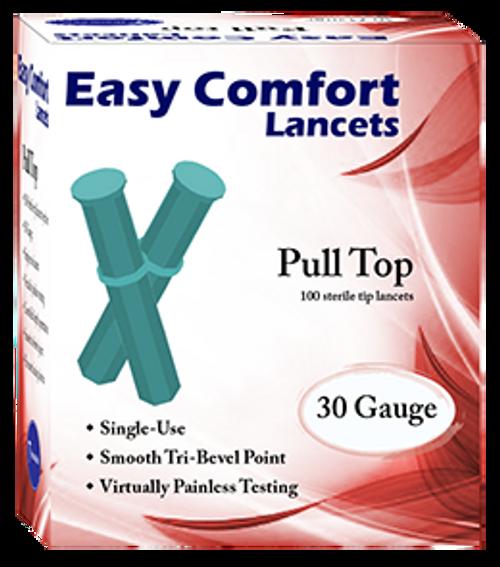 Easy Comfort Pull Top Lancet