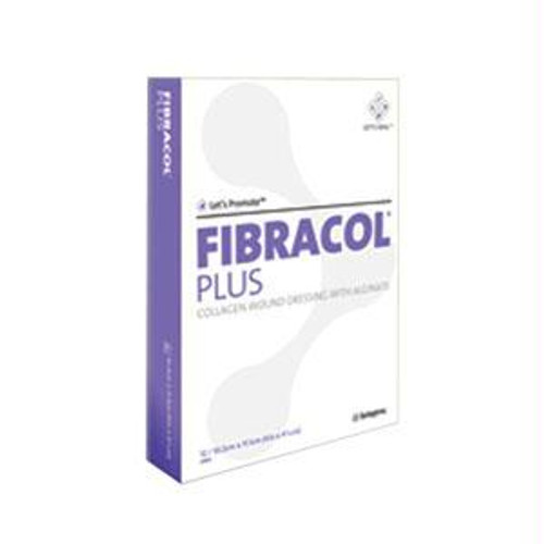 "Fibracol Plus Collagen Wound Dressing 4"" X 8-3/4"""