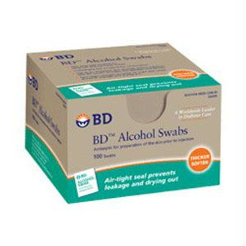 Alcohol Swab, Foil Wrapped  (100 Count)