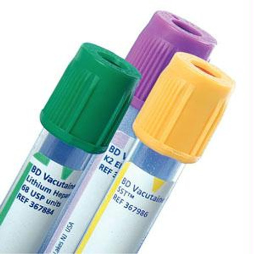 Vacutainer Serum Tube W/conv Clsre,13x75mmx3.5ml