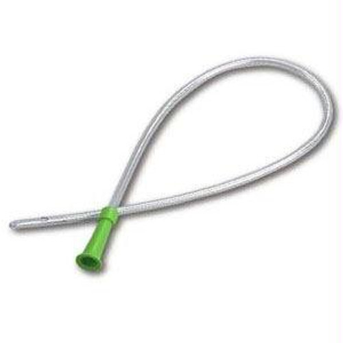 """Coloplast Self-Cath® Intermittent Catheter, Female, Straight Tip, Funnel End, 14Fr 6"""""""