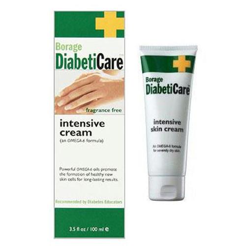 Diabeticare 3.5 Oz. Intensive Skin Cream