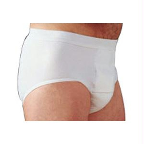 Healthdri Men's Heavy Briefs Small