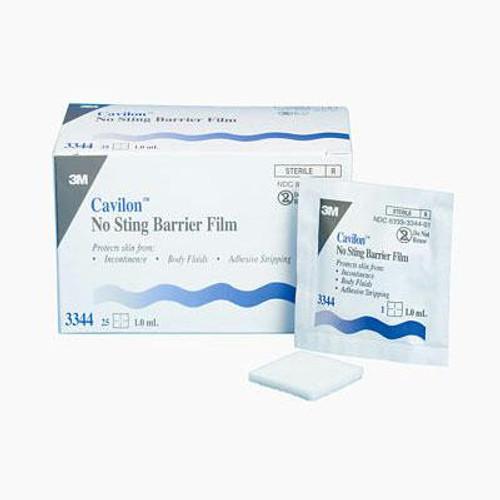 3m Cavilon No-sting Barrier Film Wipes
