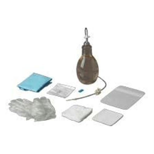 Pleurx Drainage Kit With 500ml Vacuum Bottle