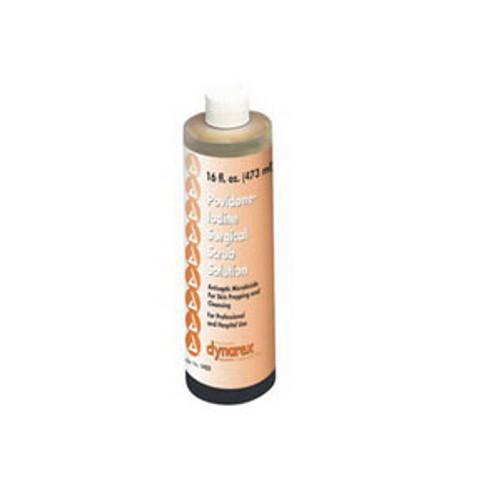 Povidone Iodine Scrub Solution 10% Usp, 16 Oz. Bottle