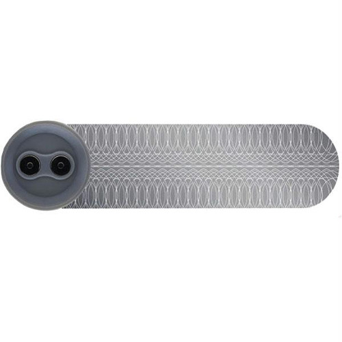"""Long Strip For Muscles, Joints And Long Treatment Areas 1.5"""" X 7"""", Gray"""