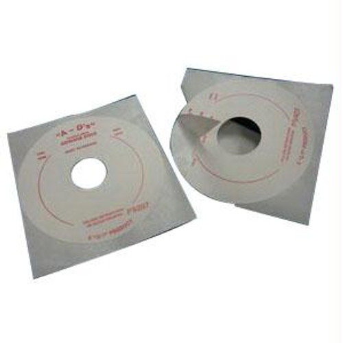 """1"""" Opening Double-sided Adh Disc, 4"""" Adh Area"""