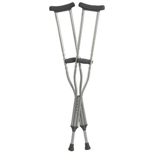 Bariatric Heavy-duty Crutches, Adult