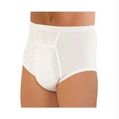Sir Dignity Washable Brief With Built-in Protective Pouch 2x-large 46'' - 48''