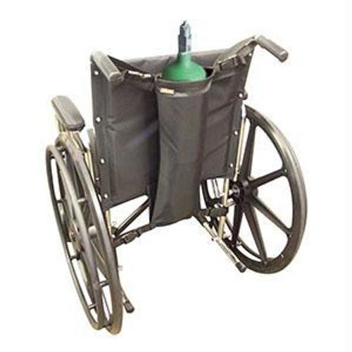 Wheelchair Oxygen Cylinder Carrier