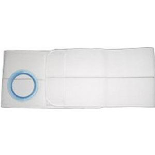 """Nu-Hope Laboratories Nu-Support??ñ?? Flat Panel Belt 3-1/4"""" Opening, 6"""" W, 36"""" to 40"""" Waist, Large, Regular Elastic, Right Sided Stoma"""