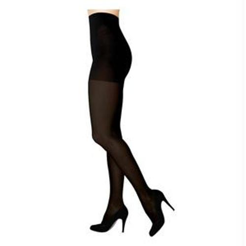 842m Style Soft Opaque Maternity Pantyhose, 20-30mmhg, Women's, Small, Long, Black
