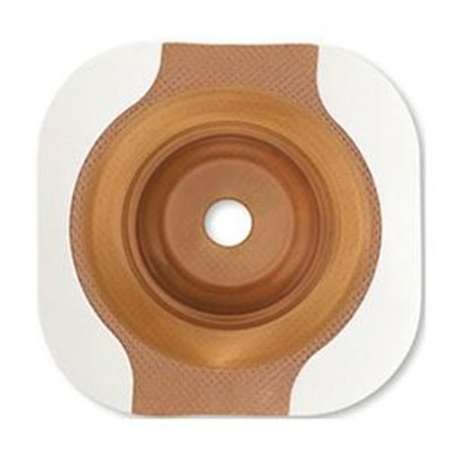 Hollister New Image™ CeraPlus™ Skin Barrier, Soft Convex, Cut-To-Fit, 1'' Stoma, 1-3/4'' Flange, 44mm Tape BX/5