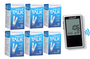 300 Embrace Test Strips and Free Glucose Meter - 300 Strips and Free Meter