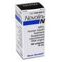 Novolin NPH vial. 10ml