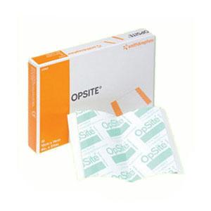 "Opsite Transparent Adhesive Dressing 5-1/2"" X 10"""