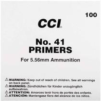 CCI NO 41 PRIMER FOR 5.56MM 100 CT