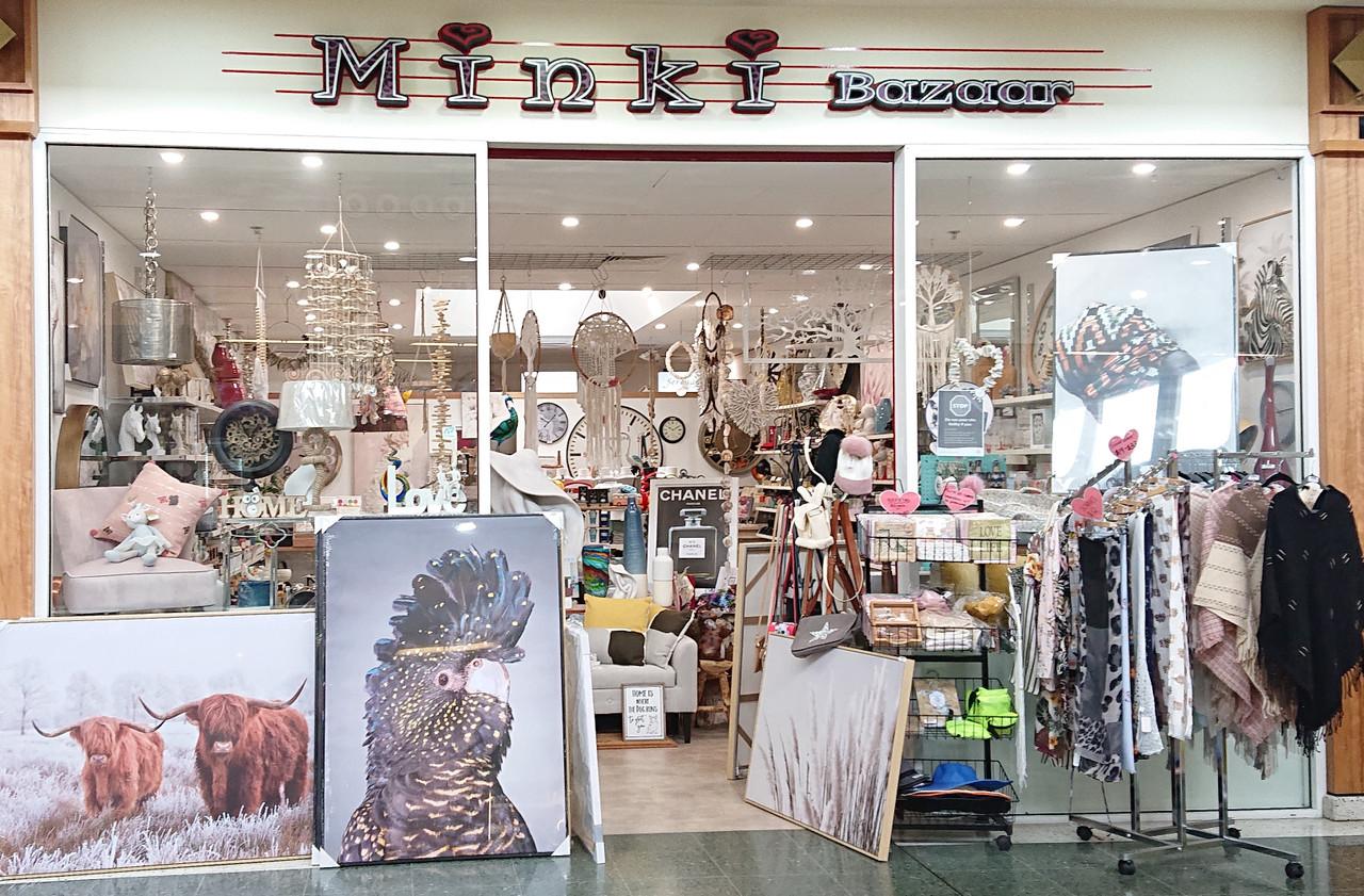 Minki Bazaar ProspectVale