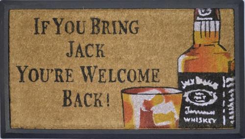 Jack Daniels Doormat 40x70cm