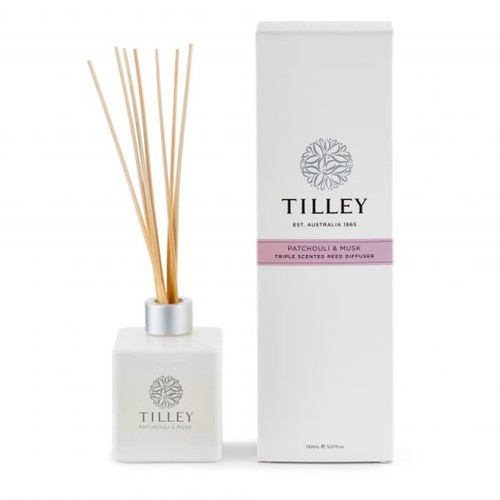 Patchouli & Musk Reed Diffuser