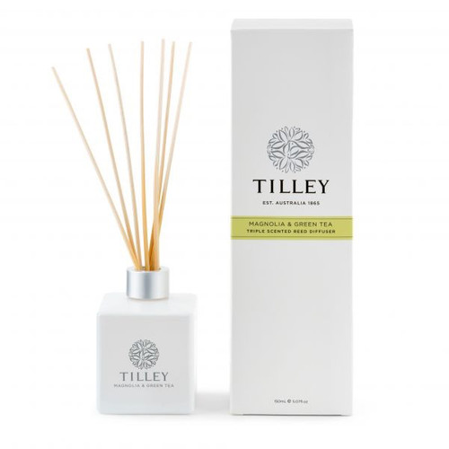 Magnolia & Green Tea Reed Diffuser