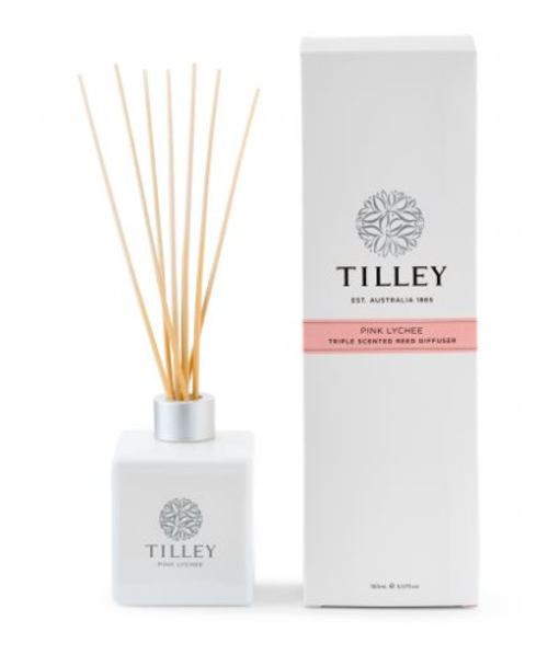 Pink Lychee Reed Diffuser