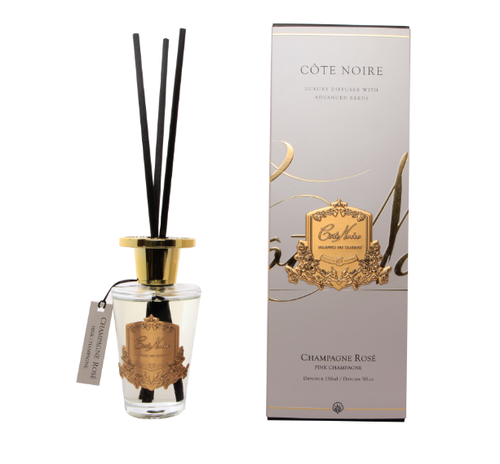 Pink Champagne Diffuser Gold
