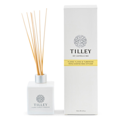 Ylang Ylang and Tuberose Reed Diffuser