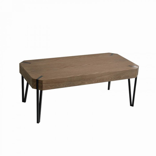 Indus Coffee Table Charcoal