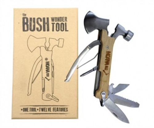Bush Tool 12 Features