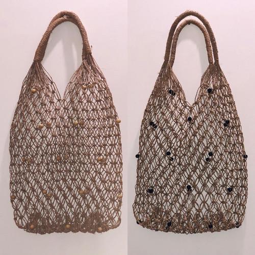 Beaded Market Bags