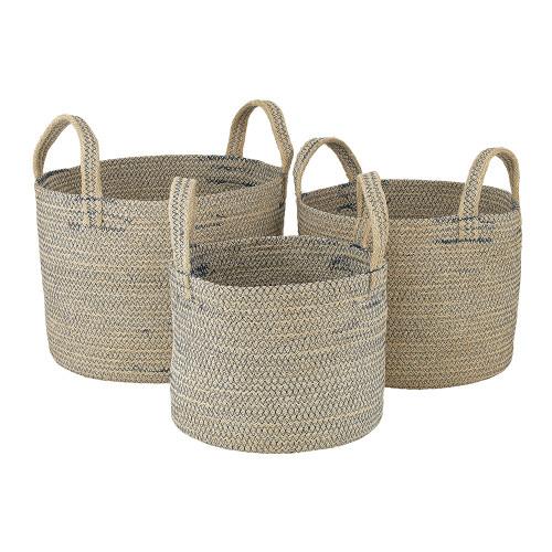 Stitch Icicle Nesting Basket