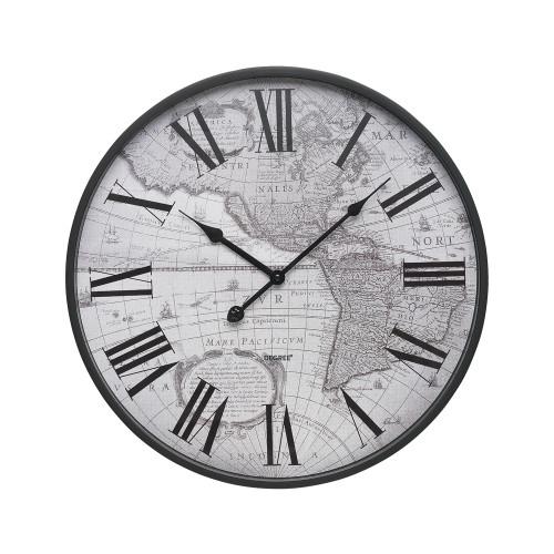 Atlas Wall Clock 45cm