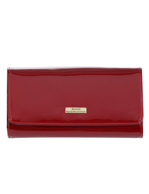Allura Large Leather Wallet