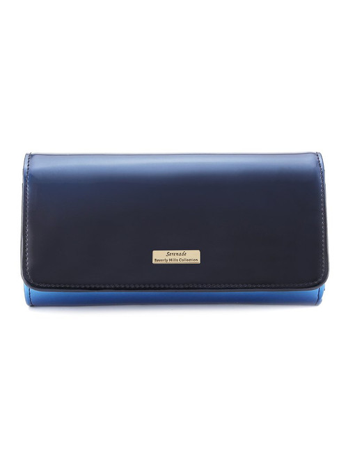 Gabriella Large Leather Wallet