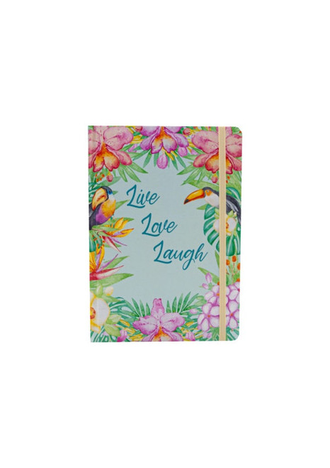 Live Love Laugh Notebook