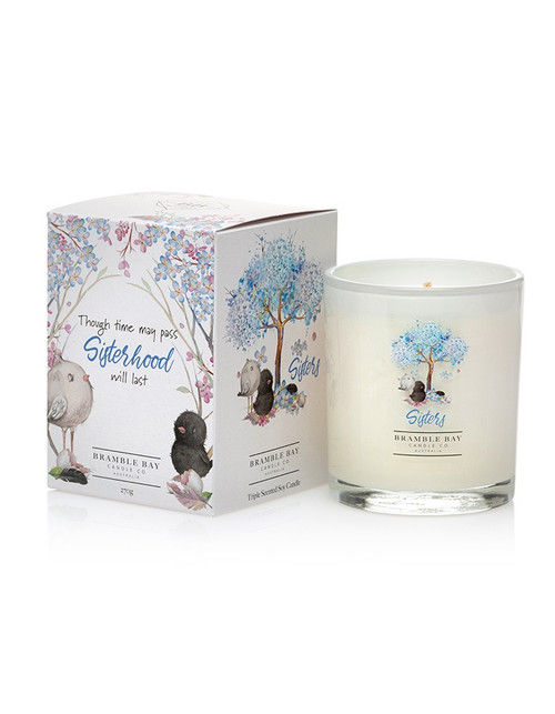 Sisters Inspiration Candle