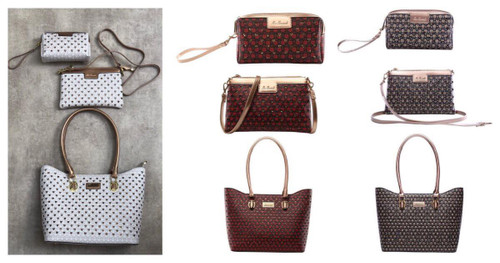 Darcy Triple Handbag