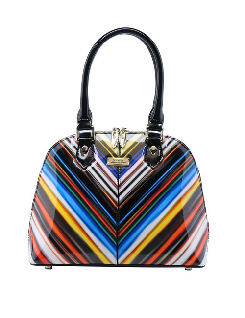 Roxie Small Patent Leather Bag