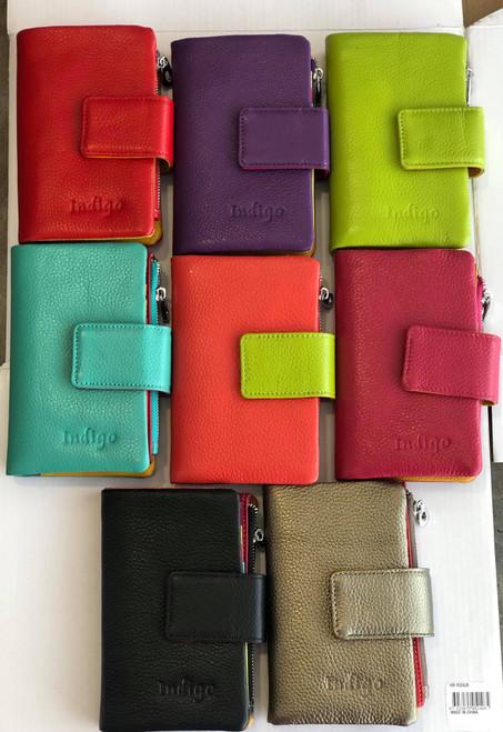 Indigo Wallet M