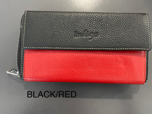 Cara Horizontal Leather Wallet