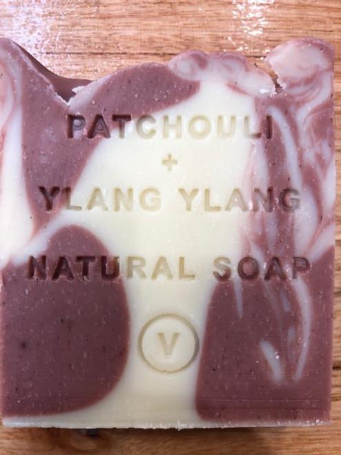 Patchouli and Ylang Ylang Natural Soap