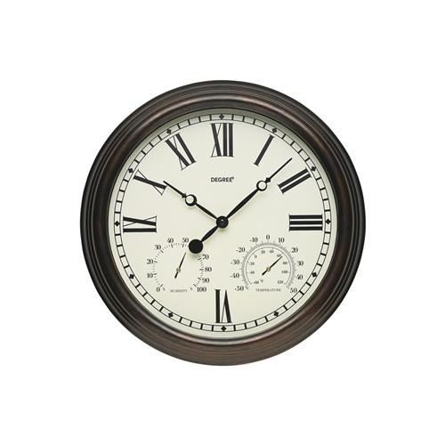 Alfresco Outdoor Clock 38cm