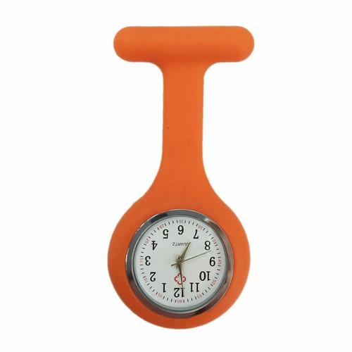 Plain Nurse Watch / Orange
