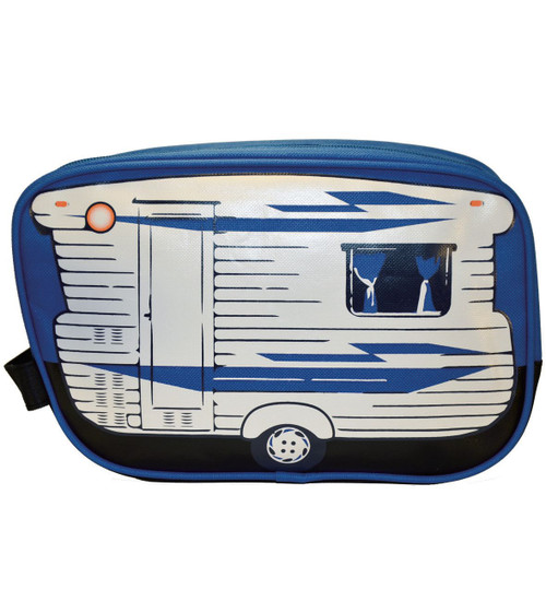 Toiletry Bag - Bluey - Winter